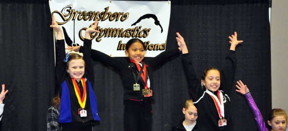 2012 Greensboro Gymnastics Invitational